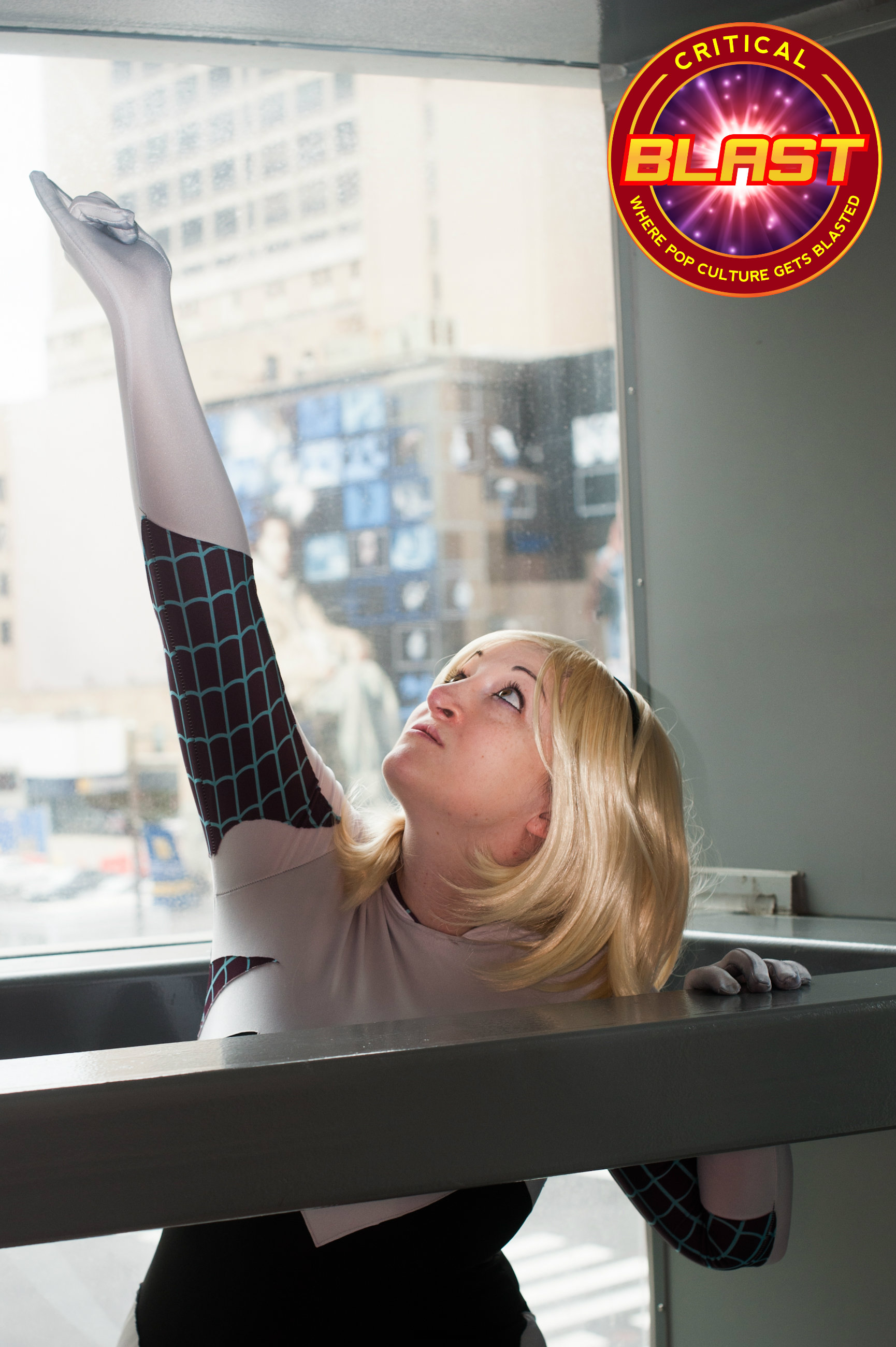 Sky Song as Spider-Gwen