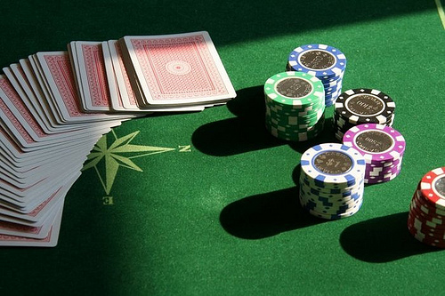 Poker by YLegrand, on Flickr