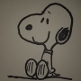 My #DrawSnoopy attempt