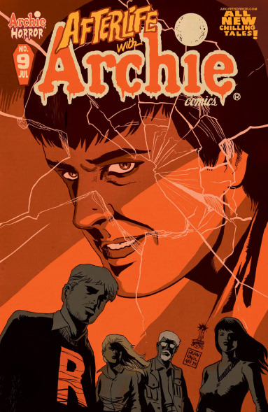 Afterlife With Archie Reggie Critical Blast Horror Zombies Sabrina