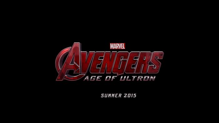 Avengers: Age of Ultron, in theaters May 1.