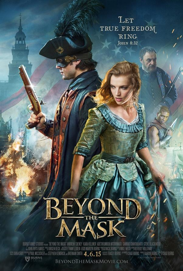 Beyond the Mask Colonial America Historical Romance Action