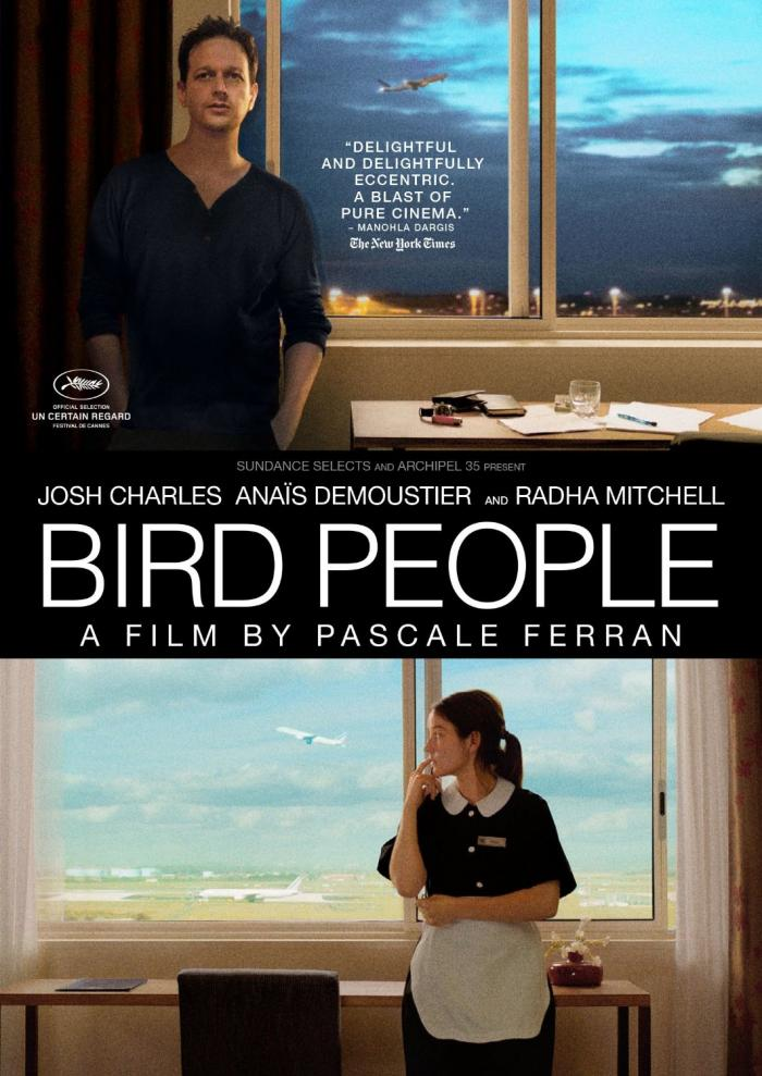 Bird People on DVD Critical Blast