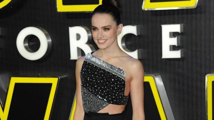 Daisy Ridley Star Wars Force Awakens Best Actor 2015 Critical Blast