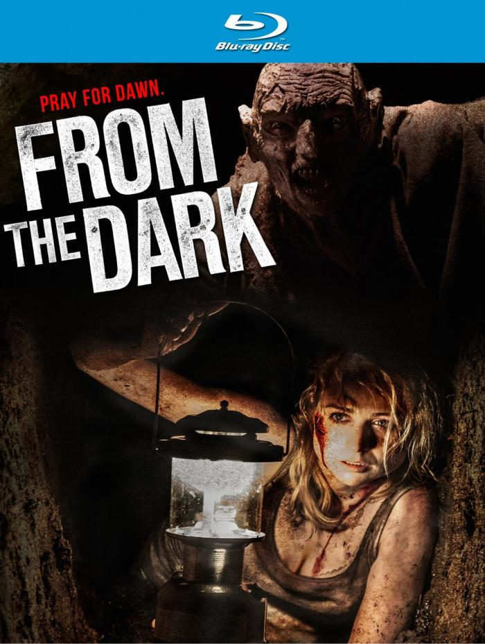 From the Dark Horror review Blu-ray Critical Blast