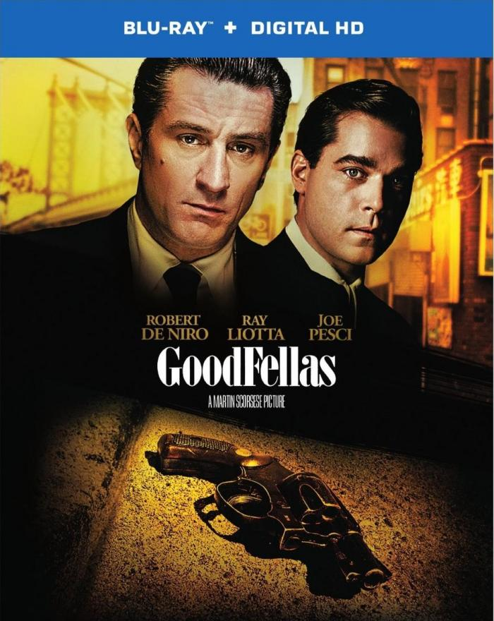 Goodfellas 25th Anniversary Blu-ray review Critical Blast Chris Delloiacono