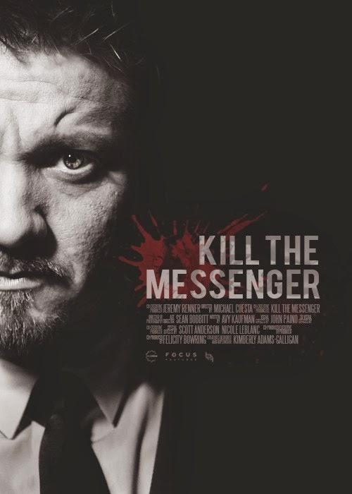 Jeremy Renner stars in Kill the Messenger, opening 10/10/2014