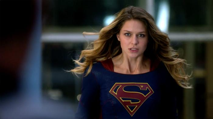 Melissa Benoist Supergirl Best 2015 Television Actor Critical Blast