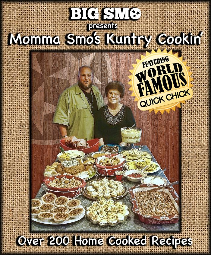 Big Smo Momma Smo Kuntry Cookin Cookbook