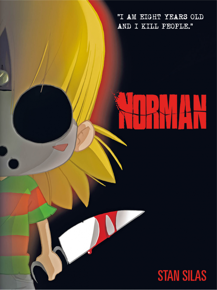 Norman Titan Comics Stan Silas Critical Blast