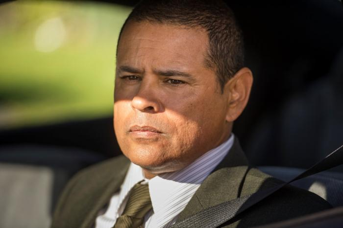 Raymond Cruz Leaving Major Crimes