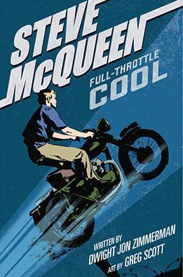 Steve McQueen Full Throttle Cool