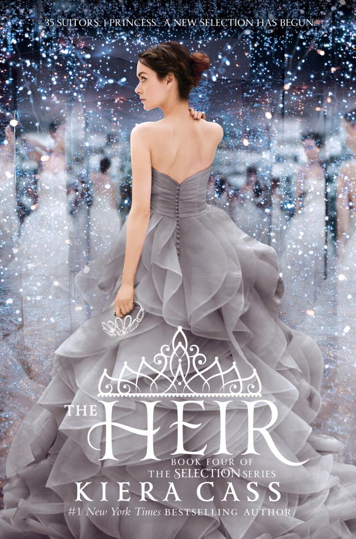 The Heir Kiera Cass The Selection Trilogy Critical Blast