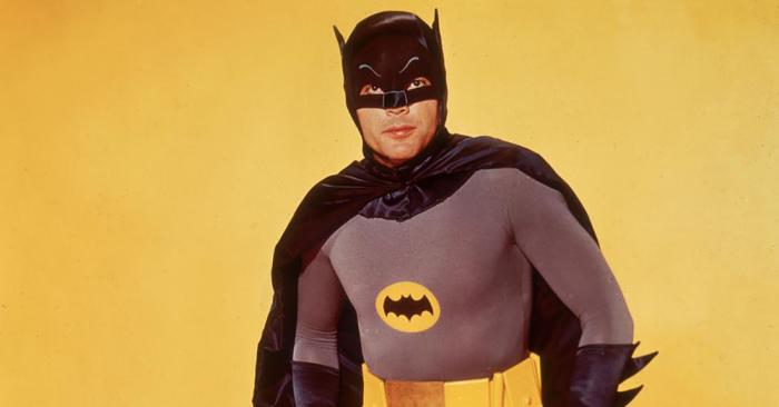 Adam West, Batman; 1928-2017