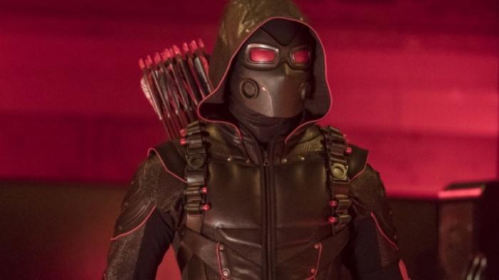 Arrow Crisis on Earth X part 2