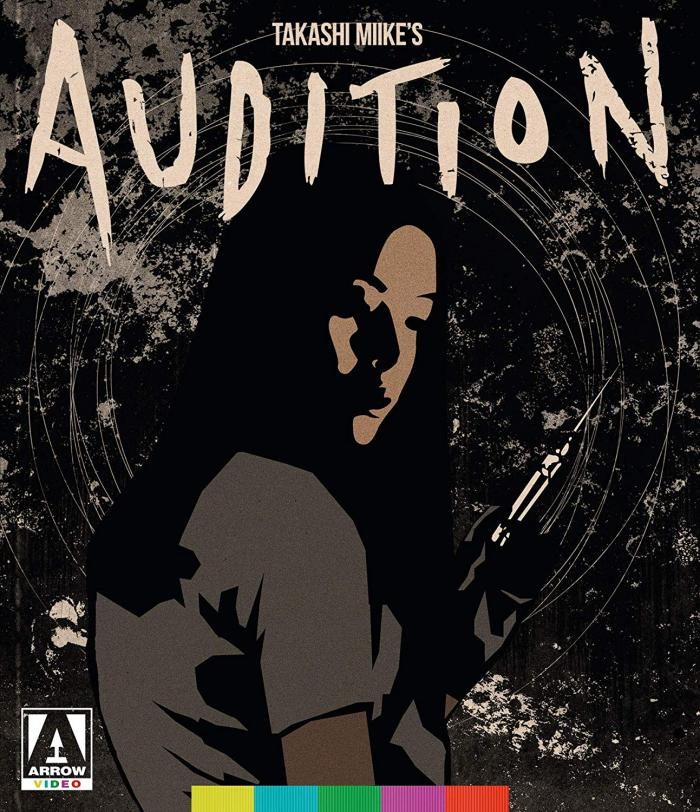 Audition - Arrow Video - Blu-ray release