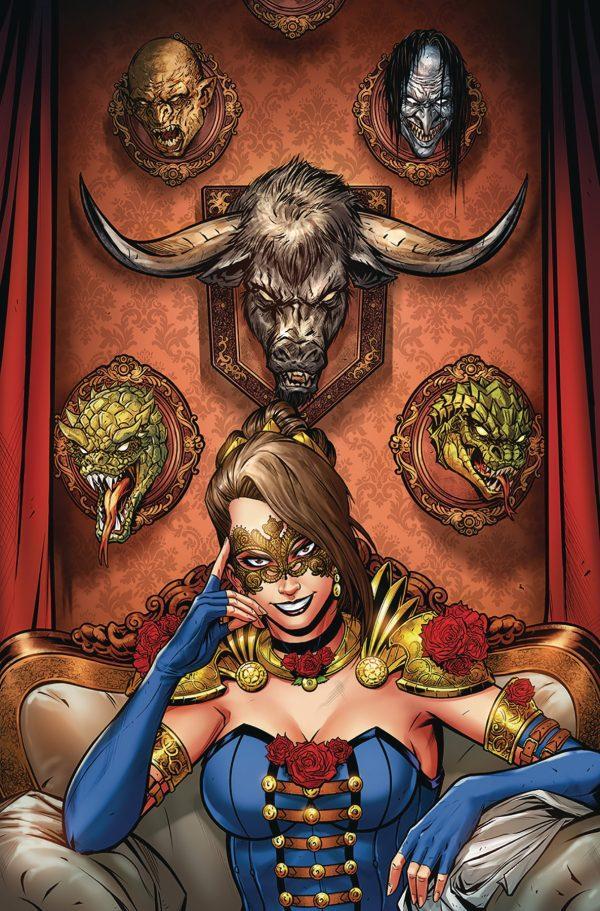 Belle: Beast Hunter #1