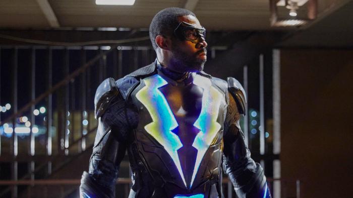 Black Lightning revealed