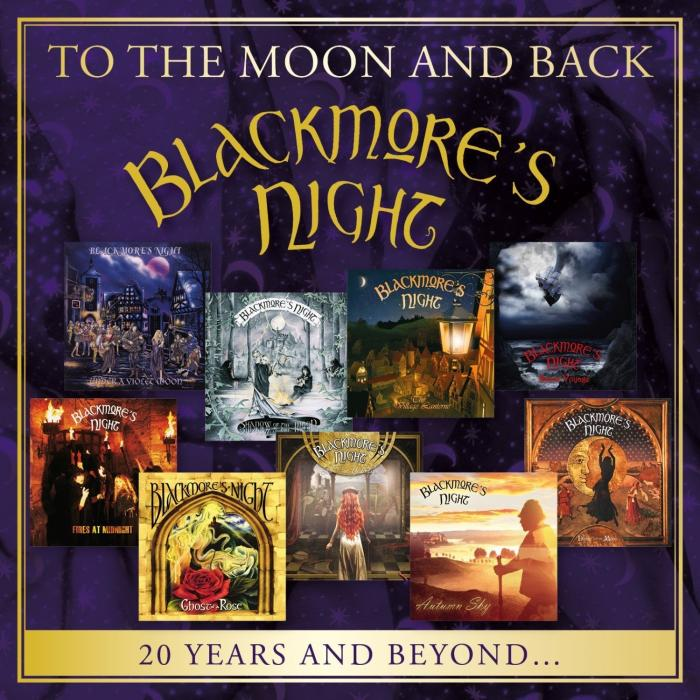 Blackmore's Night To the Moon and Back 20 Years and Beyond