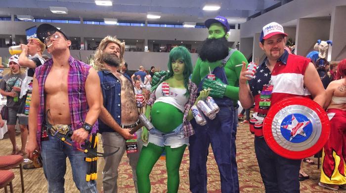 Redneck Avengers
