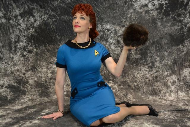 Star Trek Lucy