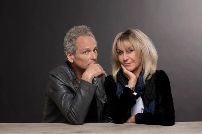 Lindsey Buckingham/Christine McVie played the Fox Theatre on 10/28/17. Photo from www.buckinghammcvie.com