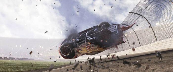 Cars 3 - The Crash