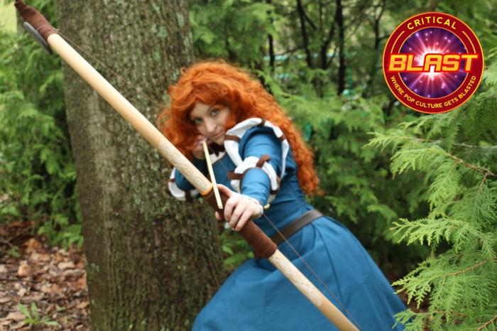 Sky Song as Merida (Rick Currier Photography)