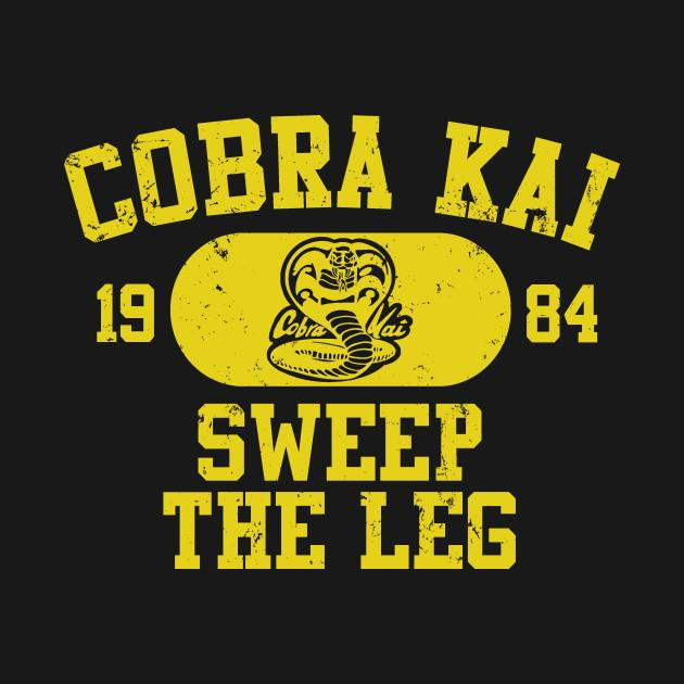 First COBRA KAI Teaser Hints At a KARATE KID Rematch