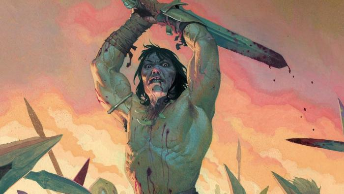Conan returns to Marvel Comics January 2019