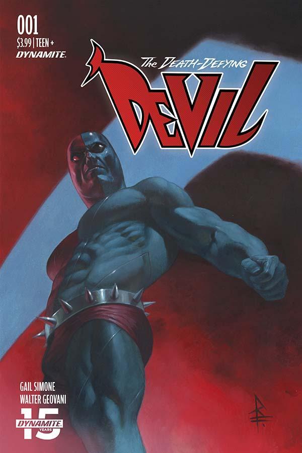 Death-Defying Devil #1
