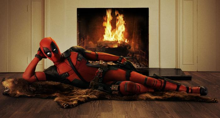 Deadpool wins Best Film of 2016