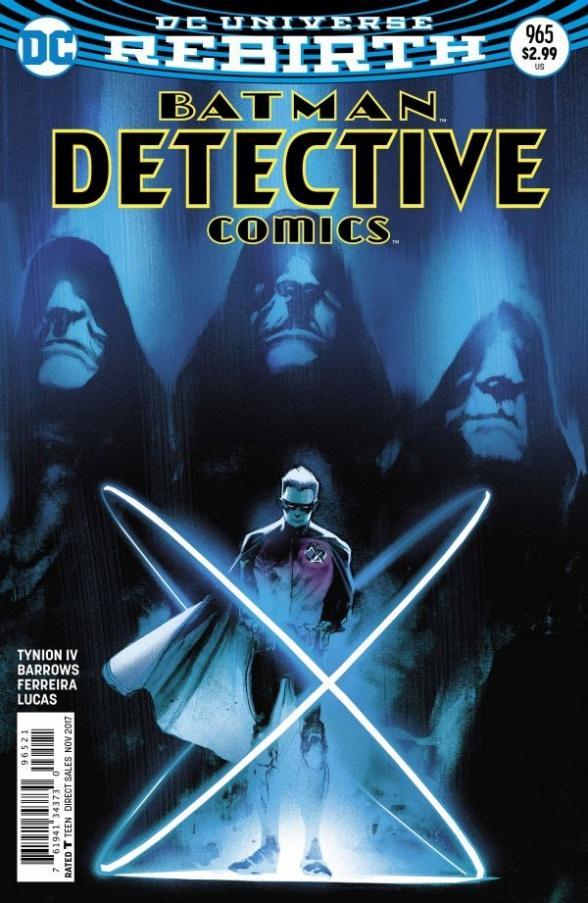 Detective Comics 965