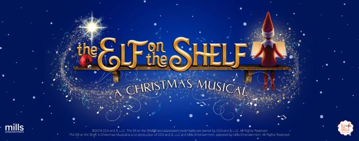Elf on the Shelf Christmas Musical