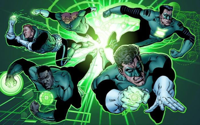 Best of 2017 EvS Hal Jordan and GLC