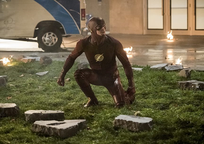 "Flash Episode 308, ""Invasion!"""