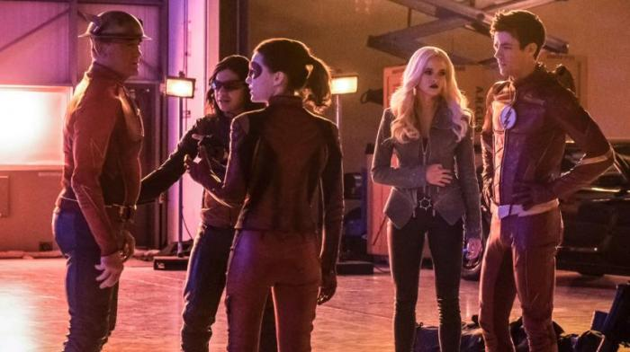 'The Flash': Violett Beane Teases Jesse's Return In Season 4, Episode 15