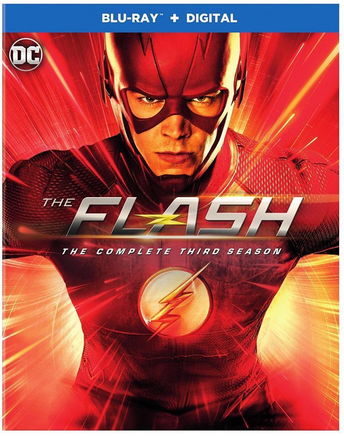 The Flash Season 3 on BD
