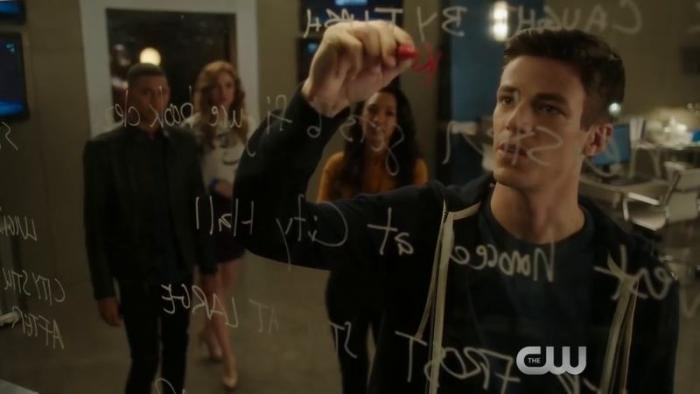 The Flash Episode 310, Borrowing Problems From the Future