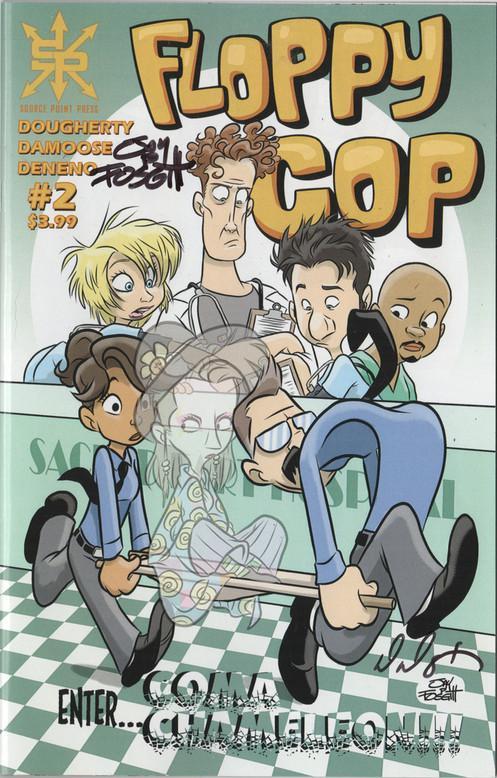 Floppy Cop 2