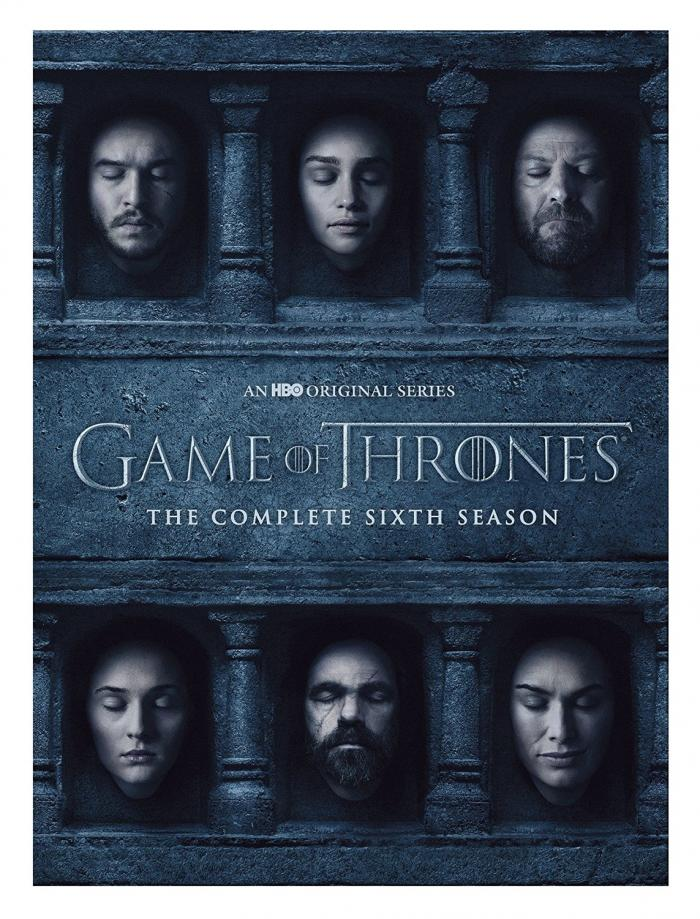 Game of Thrones Season 6 Blu-ray