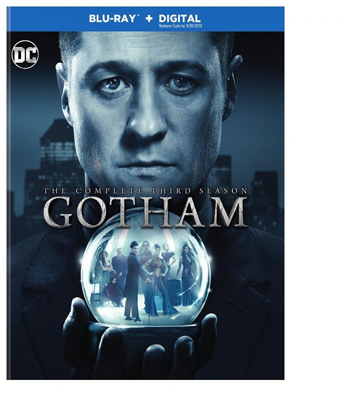 Gotham Third Season