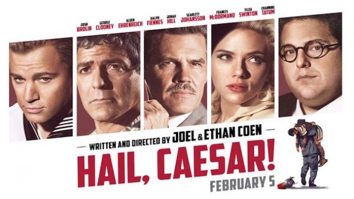 HAIL CAESAR opens February 5, 2016.