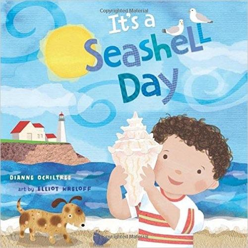Seashell Day Dianne Ochiltree Critical Blast