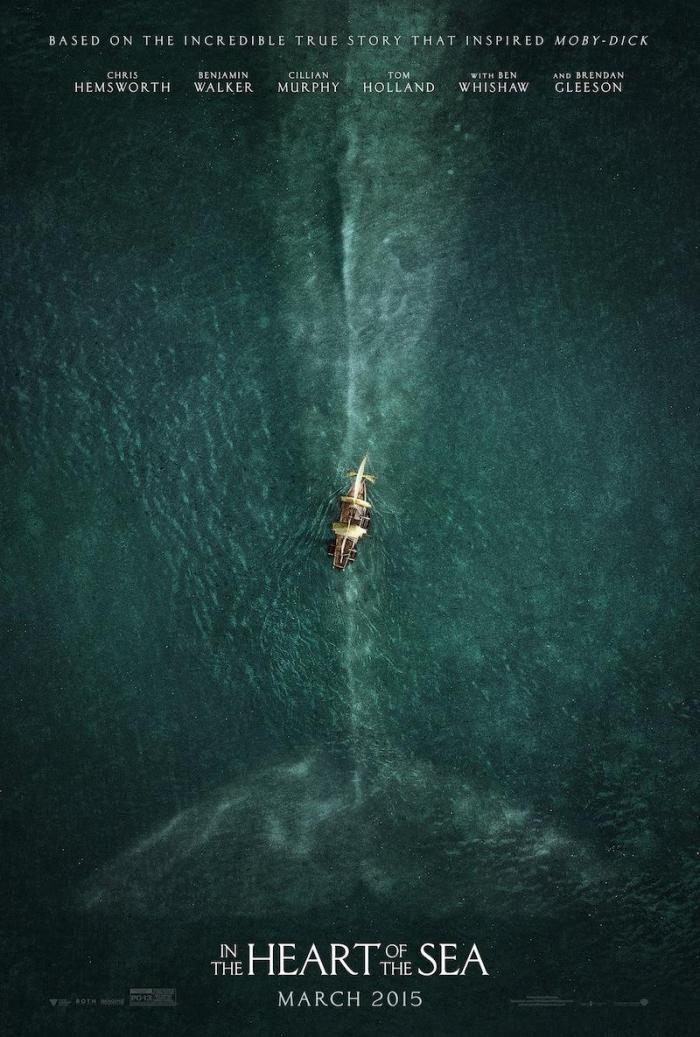 In The Heart of the Sea starts 12/11/15.