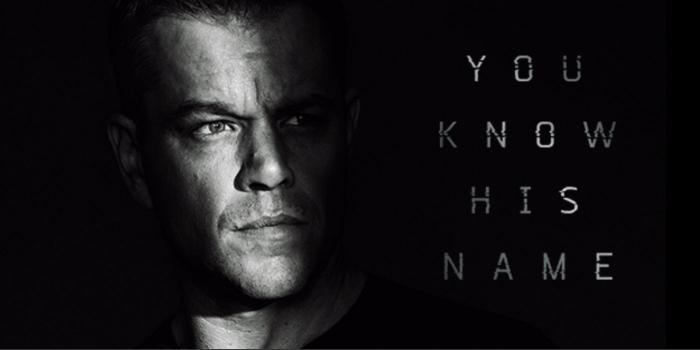 JASON BOURNE in theatres everywhere July 29, 2016.