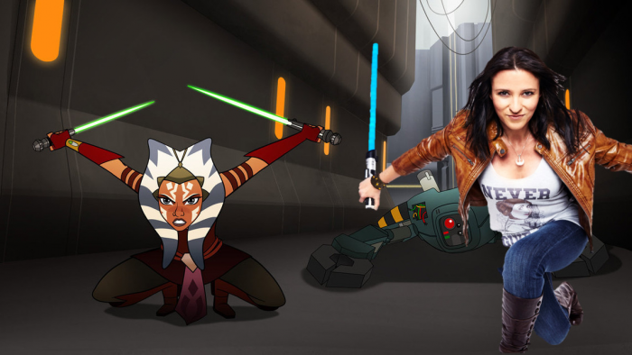 Daisy Ridley voices Rey in first Star Wars: Forces of Destiny short