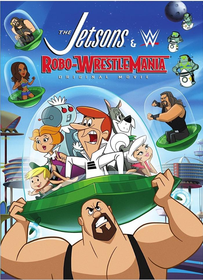 Jetsons and WWE Robo WrestleMania