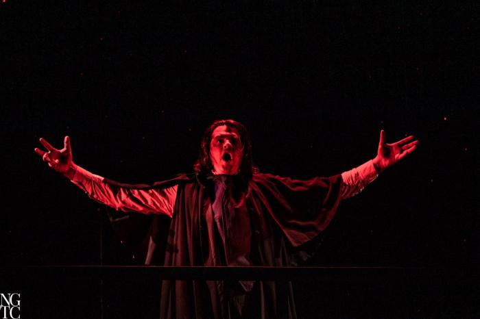 Keith Boyer in Next Generation Theatre Company's JEKYLL AND HYDE, Photo Credit: J. Merkle Photography