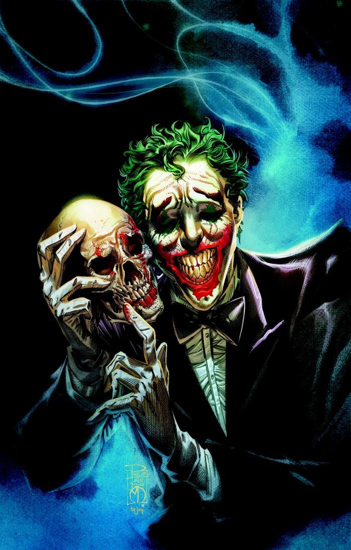 Joker Year of the Villain